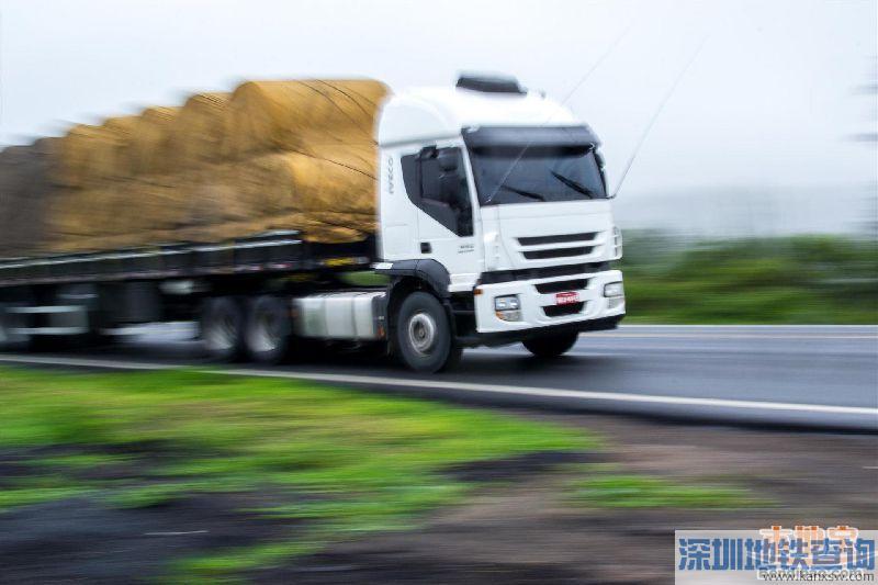 2018年端午节广东限行规定:省内高速禁行危险货物运输车