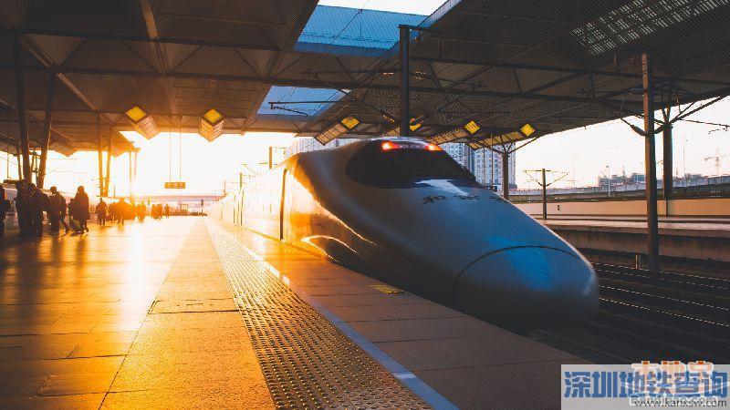 2018广州坐高铁去厦门多少钱?广州至厦门高铁票价一览