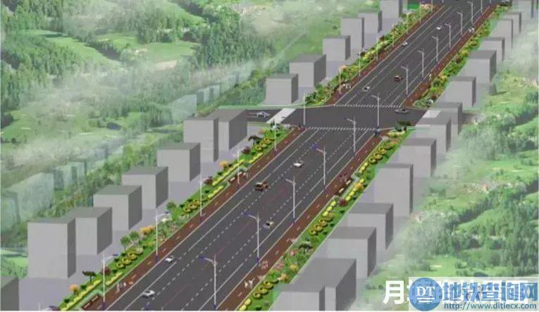 2018长沙天心区将新建及完成建设这30余条道路