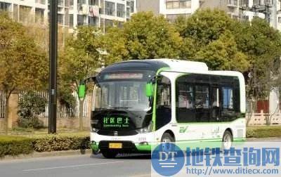 长沙公交再开通4条社区巴士 接驳地铁站