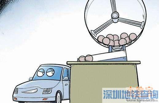 广州2018年7月车牌摇号结果查询电话是多少?