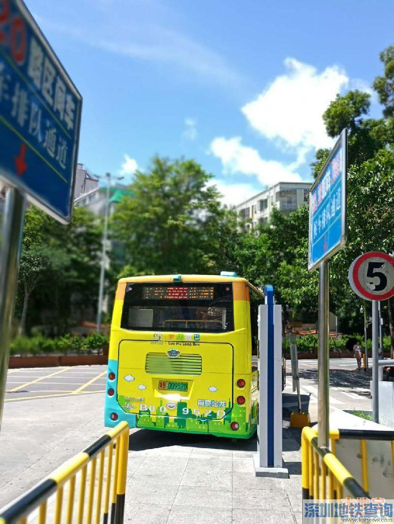 深圳又有7条公交线路调整 上下班时候可别上错车