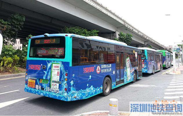 深圳公交74线、高峰专线128号等30条线路调整(总站+停靠站+服务时间)