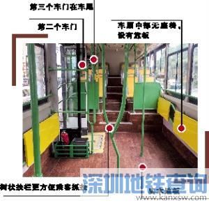 2018广州首辆纯电动三门公交车在862B线试运营(图)