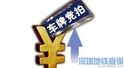 2018年5月广州车牌竞价指南(时间+数量+结果查询)