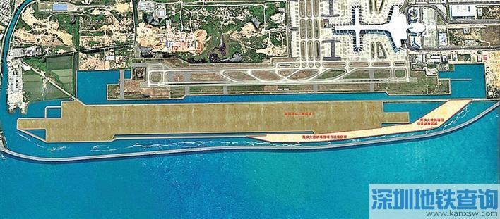 深圳海滨大道机场段海洋环评2次公示 将建8车道快速路
