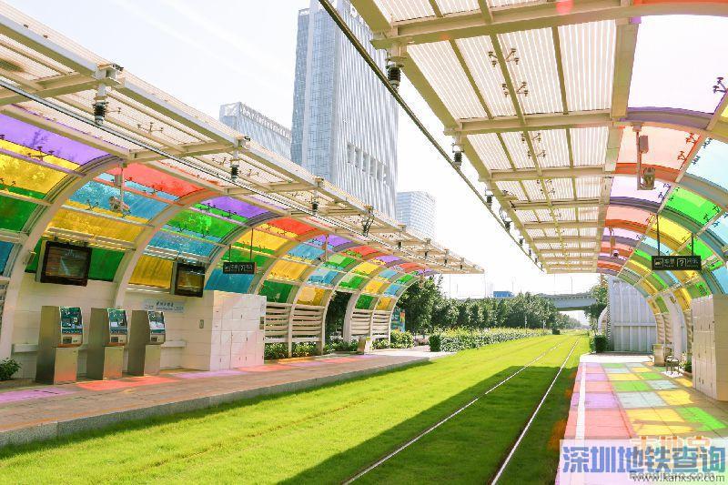 广州荔湾有轨电车2018最新线路图一览