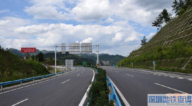 云湛高速公路二期、徐闻港支线有望国庆前通车 深圳到粤西少绕行