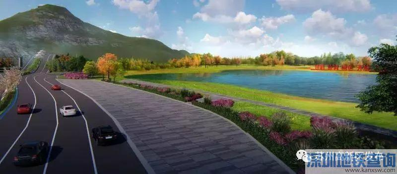 苏州太湖大道天池山互通规划(图)