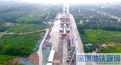 广州地铁18、22号线2018最新消息:项目进入盾构隧道掘进阶段