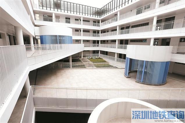 深圳南山龙岗今秋新增学位2.86万个 共有15所新、改扩建学校投入使用