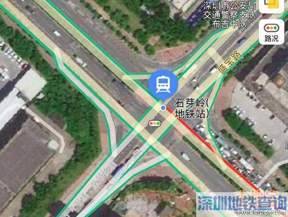 深圳地铁14号线石芽岭站围护结构即将开工 预计2022年开通