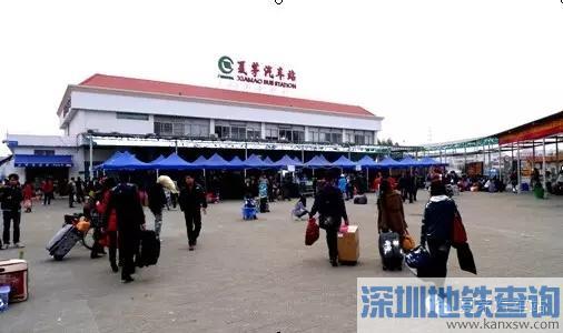 2018年9月15日起广州夏茅、永泰汽车站开售国庆节车票