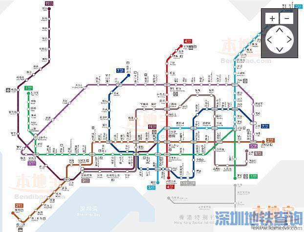 深圳2018十一国庆假期热门景点、地铁出行指南 建议避开高峰期