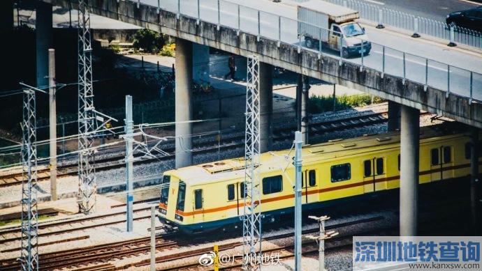 2018年中秋节9月24日广州地铁运营时间将延长1小时