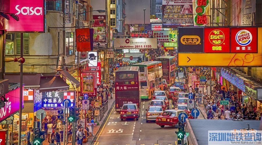 深圳坪山往返直达香港西九龙高铁一览 附车次、列车时刻表、票价
