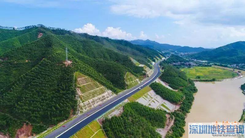 云湛高速公路9月26日全线通车 深圳往返粤西可省半小时