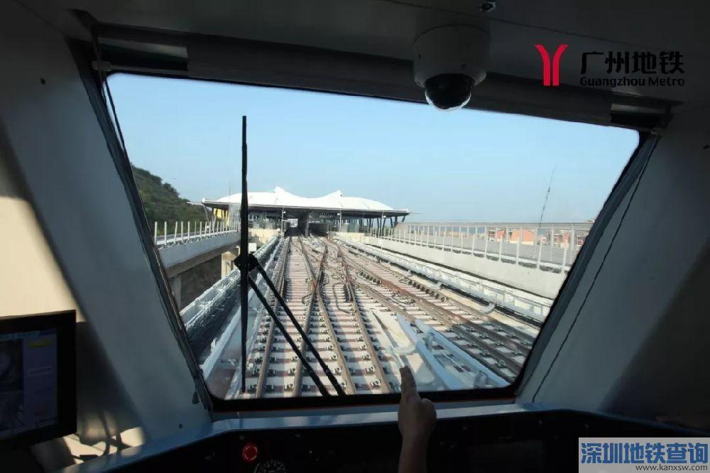 从化地铁14号2018最新消息:嘉禾望岗至马沥段开始运营调试