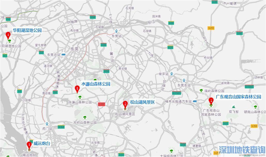 东莞2018十一国庆避堵全攻略易堵路段时间段预测 深圳车主途经最好避开这些路