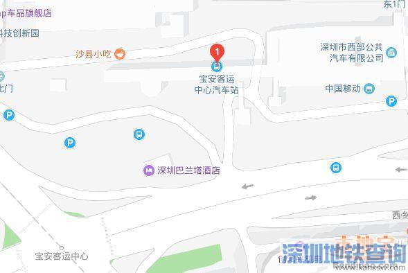 深圳宝安客运中心汽车站2019春运汽车票已开售预售期26天