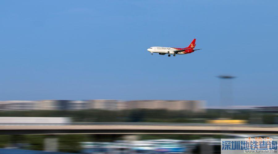深航2019春运加开600条航线 从深圳飞往这些地方
