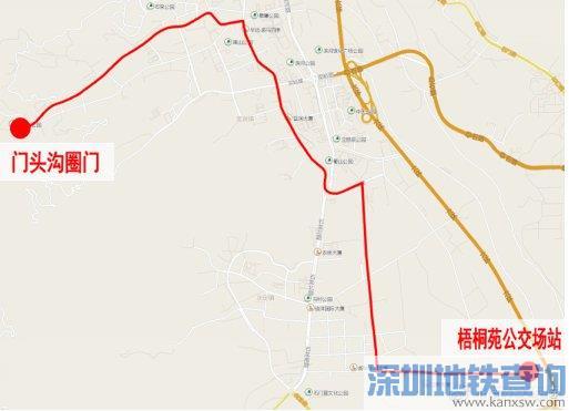 10月10日起北京新开、调整4条公交线路