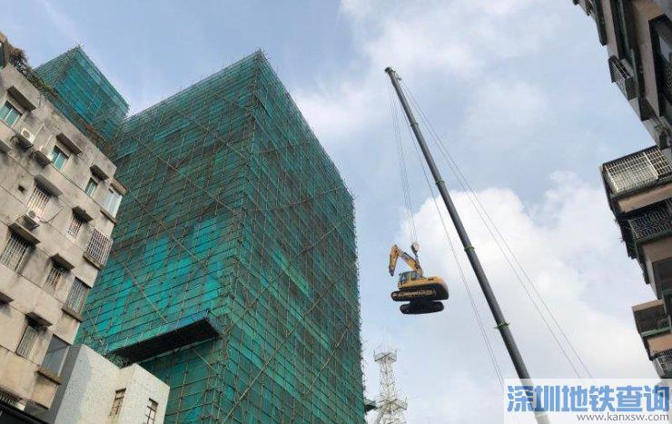 2019年10月9日起广州番禺大北路拆违 接下来半年封路