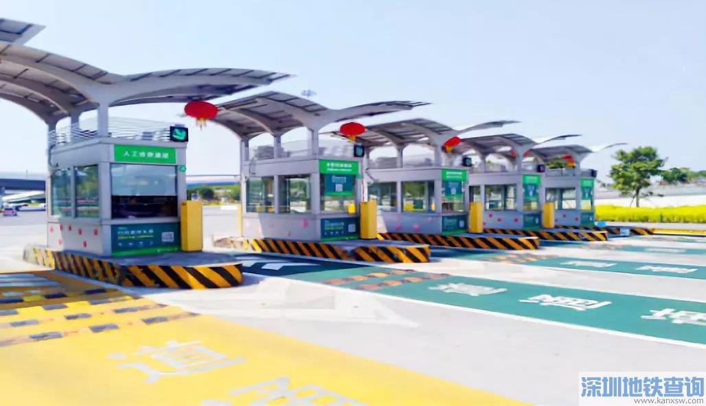 广州白云机场于2019年11月1日起正式推出停车场无感支付服务