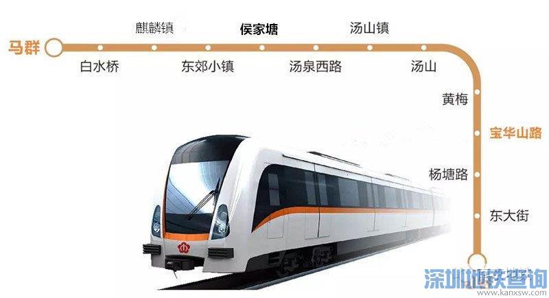 南京宁句城际全线规划13个站点具体位置分布一览