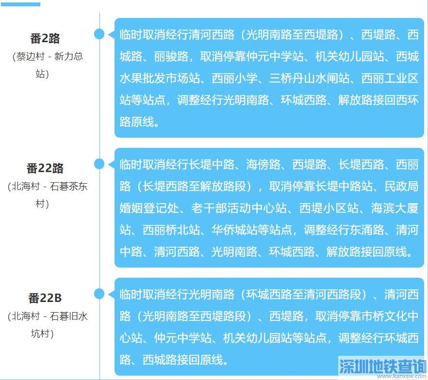 广东仲元中学85周年校庆欢乐跑2019年12月1日交通管制路段时间段、公交调整详情一览