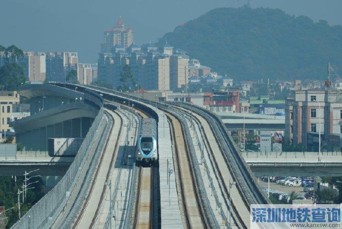 2020广州地铁21号线多久一班?