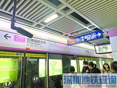 武汉地铁2号线南延线2月19日正式开通试运营