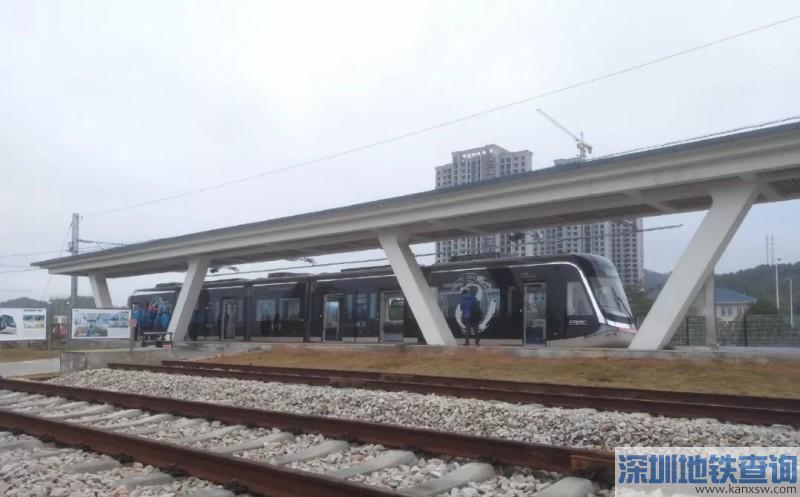 天水首列有轨电车近日完成总装