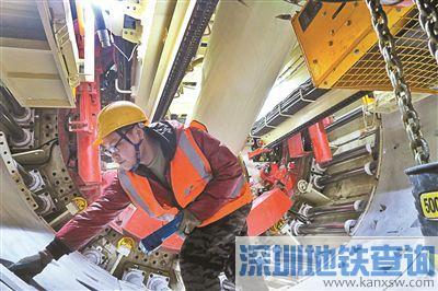北京地铁17号线次渠站近日启动盾构施工