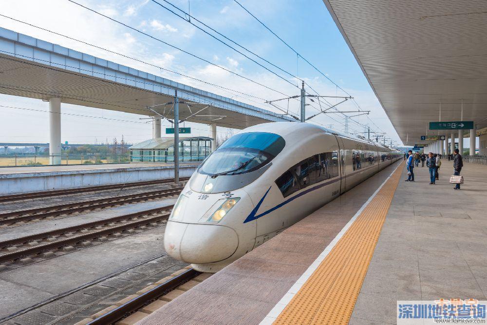 2019穗莞深城轨最新进展 新塘段预计6月完工9月通车