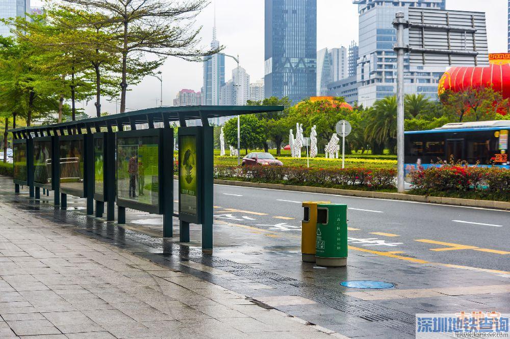 2019广州11号线芳村站施工 公交站点及线路临时调整一览