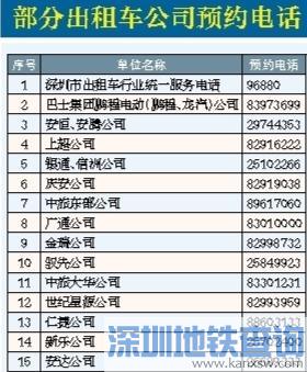 深圳2019高考免费的士6月1日起预约 5000的士免费送考