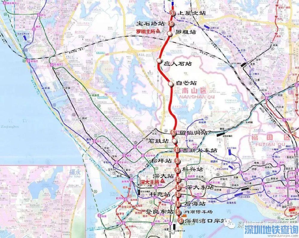 深圳地铁13号线深登明挖区间施工顺利 东滨路隧道恢复通车又近了一步