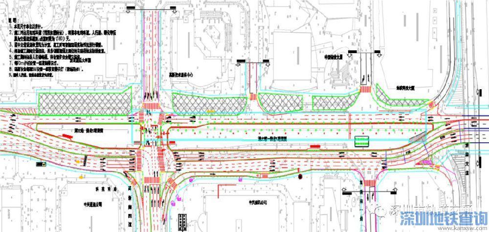 深圳地铁13号线目前进展顺利 多个站点更新工程进度