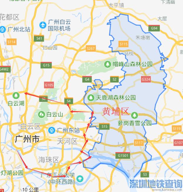 广州黄埔区限行吗?
