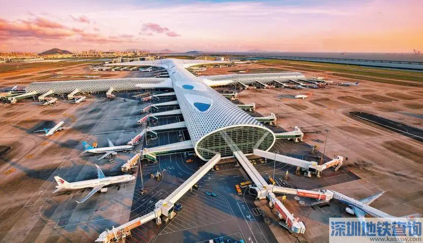 深圳宝安将建机场国家物流枢纽 计划2030年全部竣工