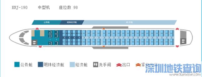 梅州新增往返深圳直飞航线每周5班 附航班号起飞时间票价