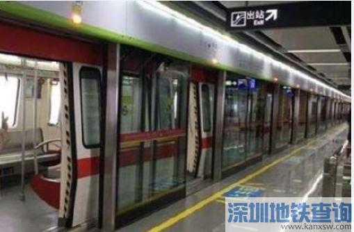 广佛地铁线2019年8月5日起早高峰加开澜石-沥�蚨滔叱�
