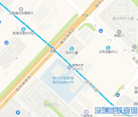 深圳地铁9号线西延段有哪些站点?