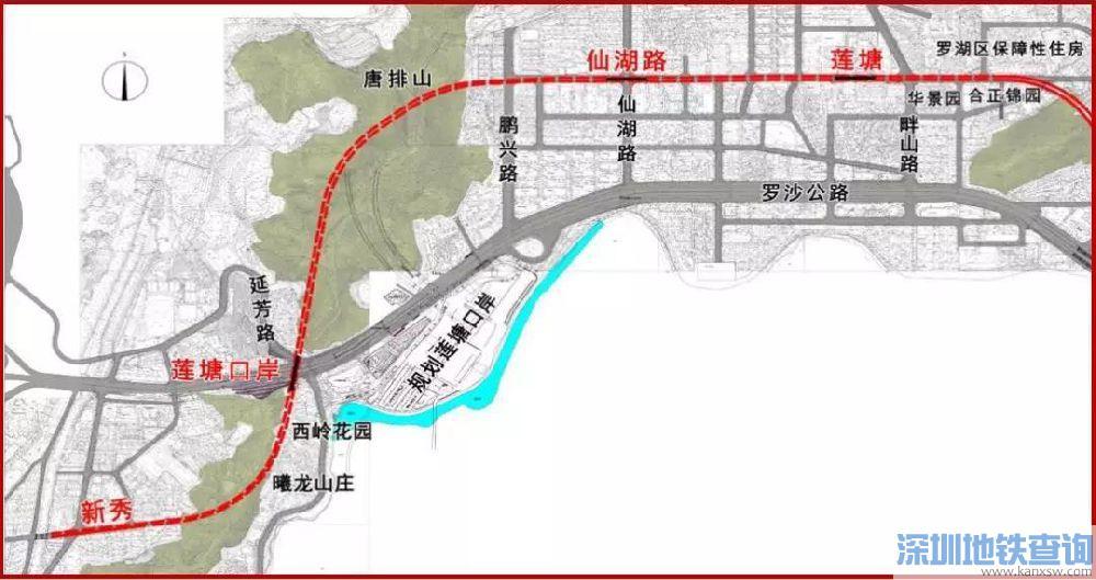 """深圳地铁2号线东延线近日迎来""""首列车"""" 预计2019年开通初期运营"""