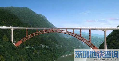 张吉怀铁路2019年8月最新消息进展