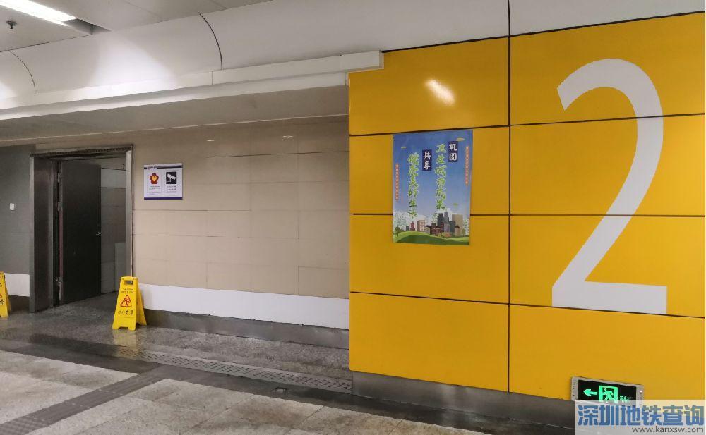 南京新街口地铁站2号出入口通向哪里?周边商圈建筑物详情