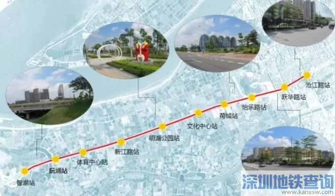 高明有轨电车9月2日开启动车调试 预计10月中旬完成天桥建设