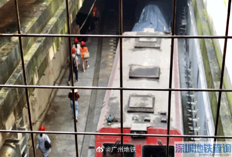 2019年9月广州地铁21号线二期最新进度一览