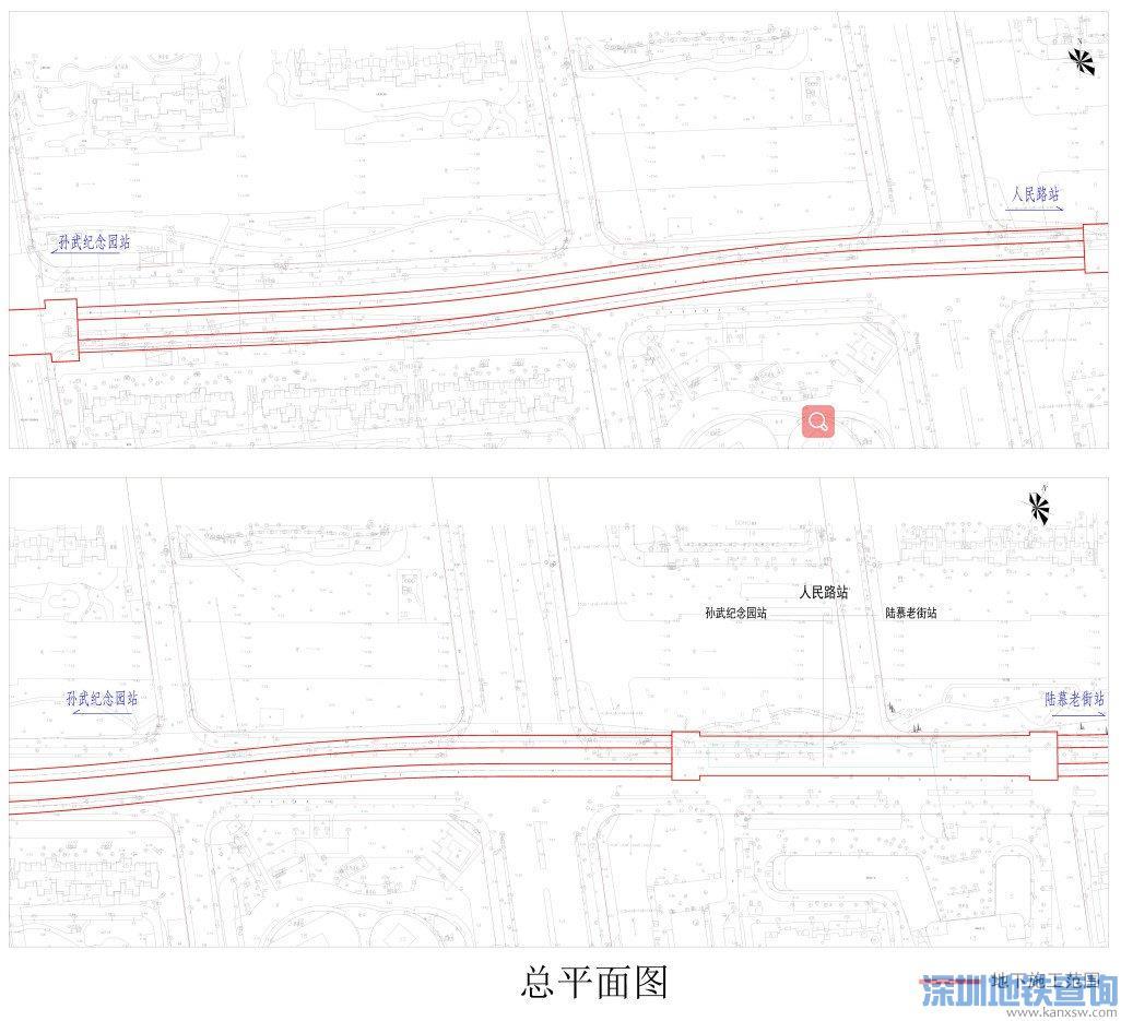 苏州地铁8号线站点规划分布示意图